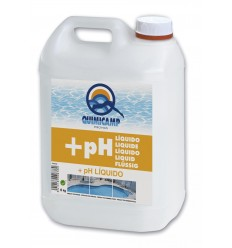 +PH LIQUIDO 6 LT. PH QUIMICAMP